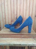 Синие туфли Kachorovska atelier