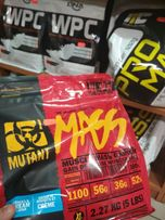 PVL Mutant Mass - 2,27kg Potężna Masa na Lata