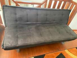 2 Seater/Sleeper Couch for Sale