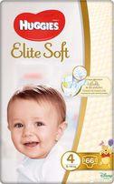 Подгузники Huggies Elite Soft 4 (66) шт.