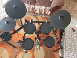 Electric alesis drum kit