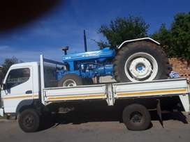 Trucks for hire R900