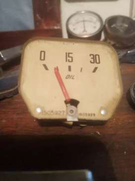 Oil meter, for old vehicle ?