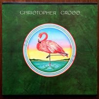 Christopher Cross – Christopher Cross 1979 UK винил диск пластинка