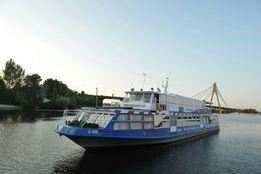 "Теплоход ""Резон"", класс КОМФОРТ, motorship, diesel ship, motor vessel."
