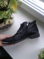 Туфлі жіночі,черевики жіночі, шкіряні, 39 розмір