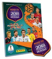 Zamienię karty FIFA Panini 2018 Road to Russia