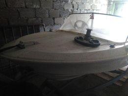 "Продам лодку Ладога+мотор ""YAMAHA-60""+лафет"