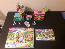 LEGO Friends 41038 - Baza ratownika.