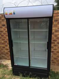 Image of commercial fridge for sale