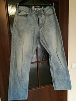 QUIKSILVER spodnie jeansowe, rozm 34