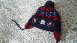 Зимняя шапочка PRO-HAN для мальчика 3-6мес.