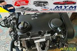 IMPORTED USED AUDI BLB ENGINES FOR SALE AT MYM AUTOWORLD