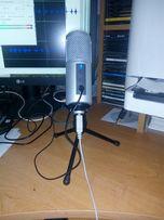 Конденсатор. микрофон Audio Technica ATR2500-USB подкастинг, летсплей