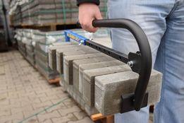 Chwytak do przenoszenia cegły i kostki MIMAL Tczew