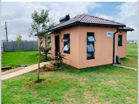 New houses for at Protea Glen Soweto