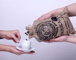 кофе в зернах TUSKANI 30% 70%- поражает своим вкусом с первого глотка