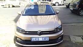 VW POLO 8 RLINE 1.0 IN EXCELLENT