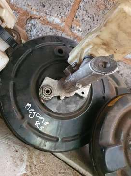 Renault magane 2 brake booster