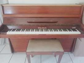 Otto Bach Bothners Piano