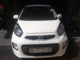 Kia Picanto for sale at very low price and a good condition