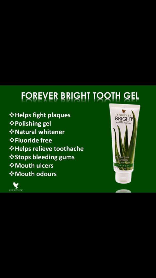 Forever bright toothgel 0
