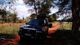 4X4 Tours in Africa