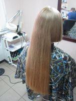 Наращивание волос, ресниц