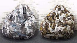 кресло мешок been bag кресло груша бескаркасная мебель Беспл Дост Киев