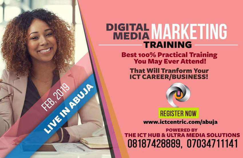 BE THE PROFESSIONAL IN DIGITAL MEDIA MARKETING 0