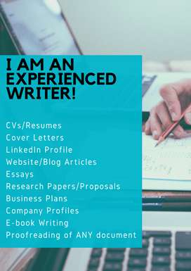 Dissertation Writing Services (Undergrad up to Masters)