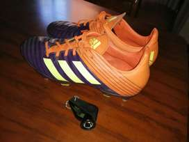 Adidas rugby or soccer boots for sale