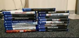 Ps4 games R100-R450