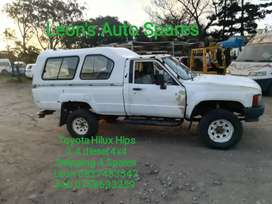 Toyota Hilux Hips 4x4 stripping