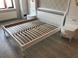 Кровать деревянная Волна Декор 1600/2000.