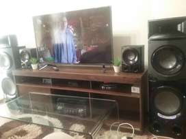lg sound system and dvd component for sale