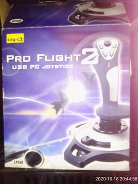 Pro flight 2 USB PC joystick