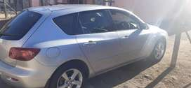 2006 Mazda 3 Hatchback for sale. Licence and service up to date.