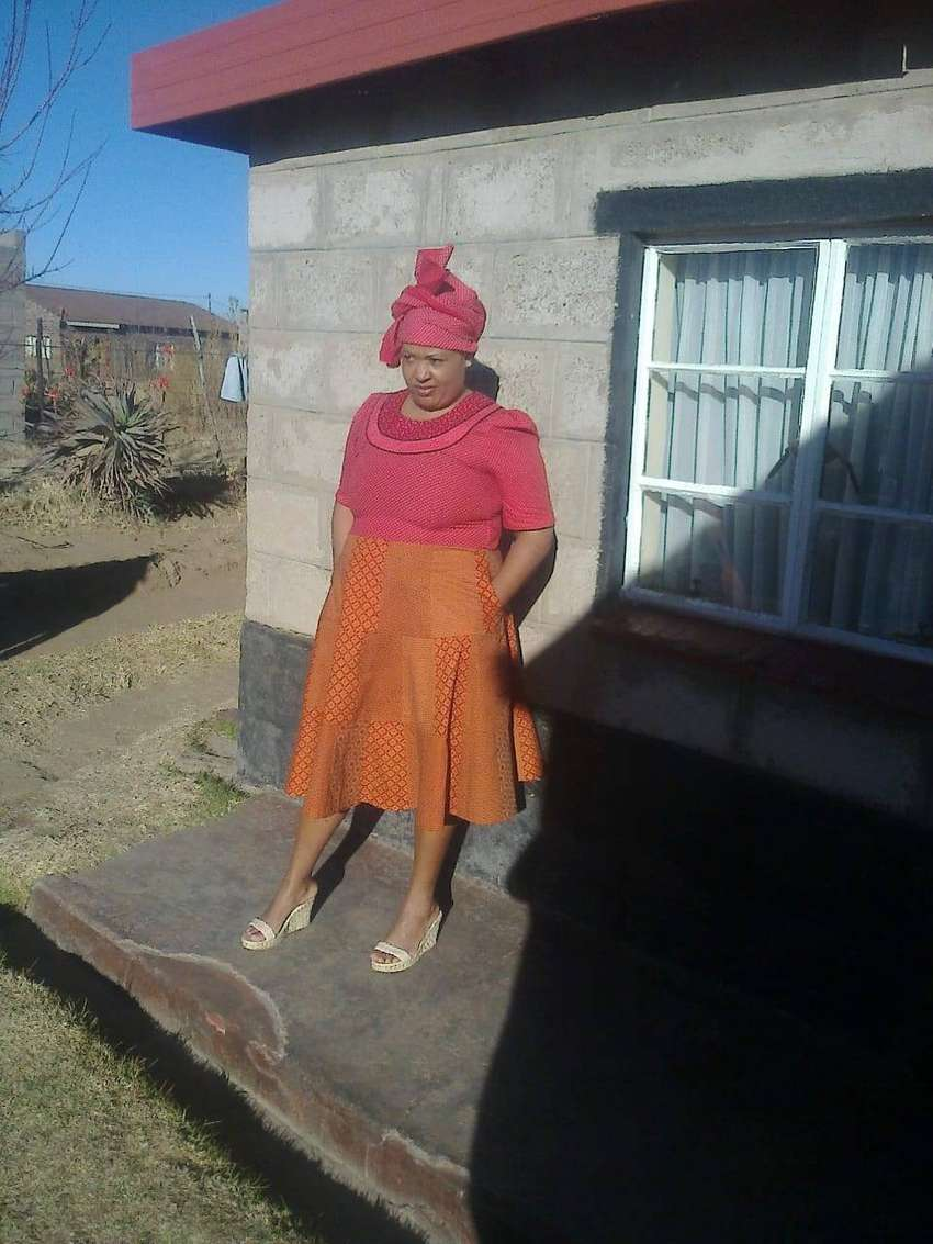 Lesotho maid/nanny aged 40 seeking stay in work urgetly 0
