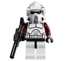 LEGO STAR WARS 9488 ARF Elite Trooper Nowa Oryginalna Figurka