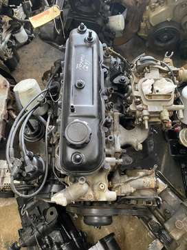 TOYOTA (2,3,4Y)ENGINES FOR SALE