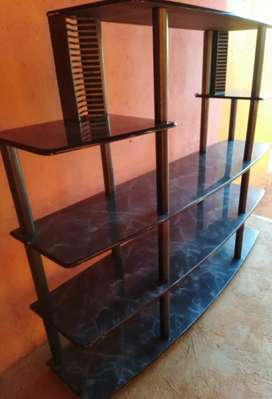 Good quality wood TV stand for sale