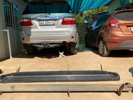 Toyota Fortuner/Hilux Side Steps.