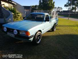 1984 Ford Cortina 1.6 Kent bakkie for sale