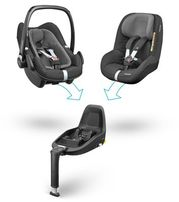 Maxi Cosi 2wayFamily : Pebble Plus ,2wayFix , 2wayPearl