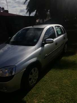 2006 Opel Corsa Sport,running perfectly, price negotiable,