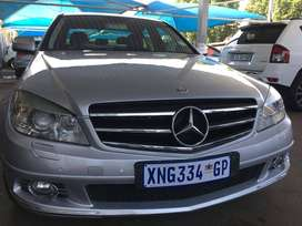 2008 Mercedes Benz C-220 Engine Capacity with Automatic Transmission,