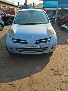 2005 NISSAN MICRA AVAILABLE FOR STRIPPING @ MARIO MOTORS