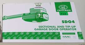 Garage Door Motors Centurion New