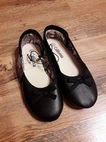 NOWE baleriny baletki czarne R. 31 wkładka 19,5cm
